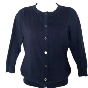 The Limited Button-up Cardigan small